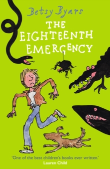 The Eighteenth Emergency, Paperback Book