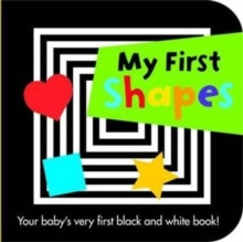 My First Shapes, Board book Book