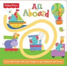 Follow Me - All Aboard, Board book Book
