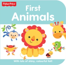 Fisher Price Rainforest Friends Animals, Board book Book