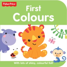 Fisher Price Rainforest Friends Colours, Board book Book