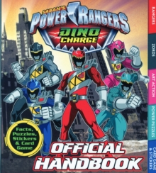 Handbook: Power Rangers Dino Charge, Paperback Book