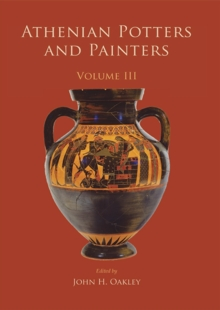 Athenian Potters and Painters III, Hardback Book