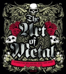 Art of Metal, Hardback Book