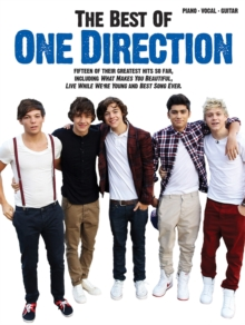 Best Of One Direction (PVG), Paperback / softback Book