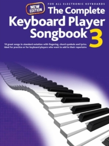 Complete Keyboard Player : New Songbook 3, Paperback / softback Book
