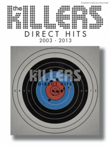 The Killers : Direct Hits (PVG), Paperback / softback Book