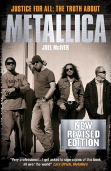 Metallica: Justice for All, Paperback / softback Book