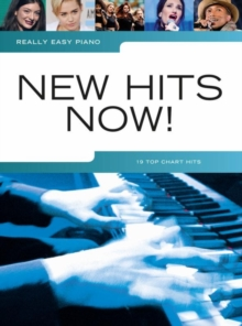 Really Easy Piano : New Hits Now, Paperback Book