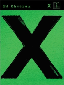 Ed Sheeran : X (TAB), Paperback / softback Book