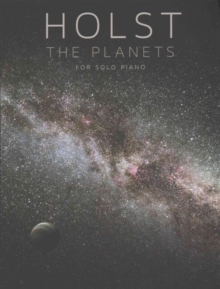 Holst : The Planets, Paperback Book