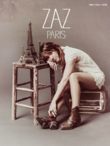 Zaz : Paris (Pvg), Paperback / softback Book