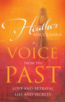 A Voice from the Past, Paperback / softback Book