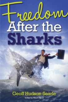 Freedom After The Sharks, Paperback / softback Book