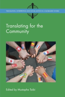 Translating for the Community, Paperback / softback Book