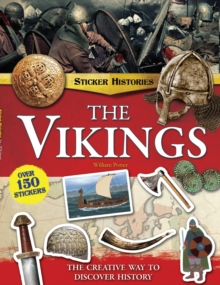 Sticker Histories: The Vikings, Paperback / softback Book