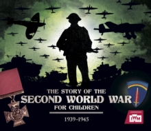 The Story of the Second World War for Children, Hardback Book