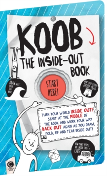 KOOB The Inside-Out Book, Paperback / softback Book