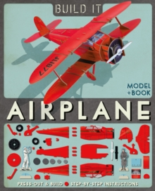 Build It: Airplane, Mixed media product Book