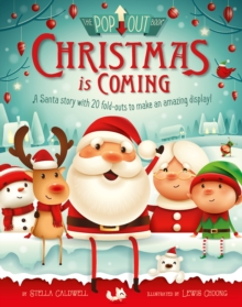 Countdown to Christmas, Hardback Book