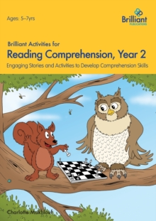 Brilliant Activities for Reading Comprehension, Year 2 (2nd Ed) : Engaging Stories and Activities to Develop Comprehension Skills, Paperback Book