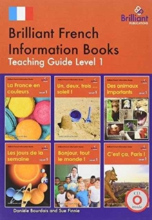 Brilliant French Information Books pack - Level 1 : A graded French non-fiction reading scheme for primary schools, Mixed media product Book
