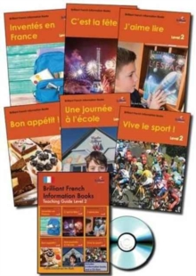 Brilliant French Information Books pack - Level 2 : A graded French non-fiction reading scheme for primary schools, Mixed media product Book