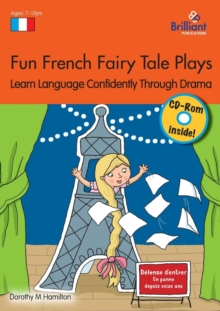 Fun French Fairy Tale Plays  (Book & CD) : Play scripts with helpful recordings, Mixed media product Book