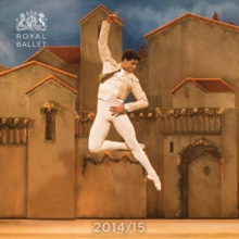 Royal Ballet Yearbook 2014/15, Paperback Book