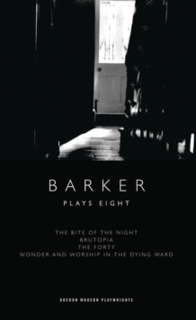 Barker : Plays Eight, Paperback / softback Book