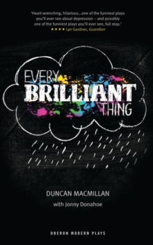 Every Brilliant Thing, Paperback Book