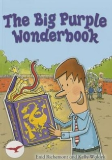 Big Purple Wonderbook, Paperback / softback Book