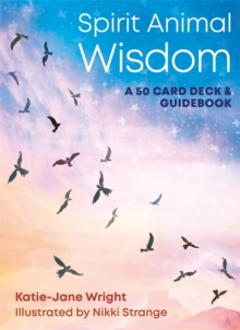 Spirit Animal Wisdom Cards, Hardback Book