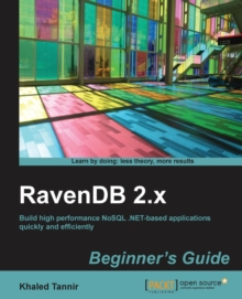 RavenDB 2.x  beginner's guide, Paperback / softback Book