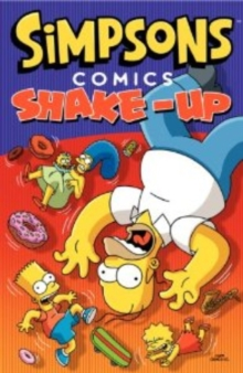 Simpsons Comics : Shake-up, Paperback Book