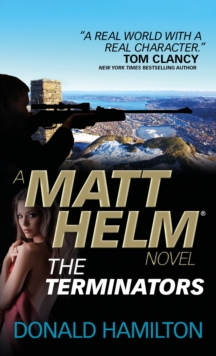 Matt Helm : The Terminators, Paperback Book