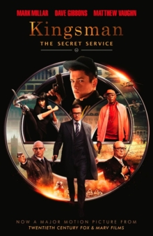 The Secret Service : Kingsman (movie tie-in cover), Paperback Book