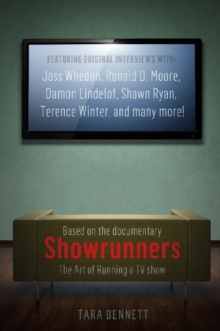 Showrunners : How to Run a Hit TV Show, Paperback Book