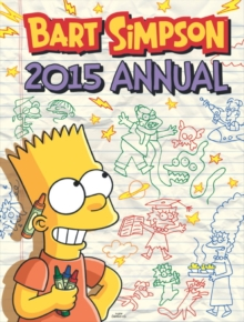 Bart Simpson Annual 2015, Hardback Book