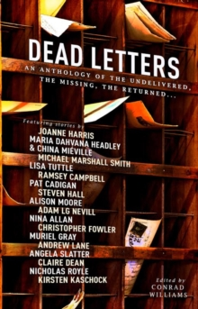 Dead Letters: An Anthology : An Anthology, Paperback / softback Book