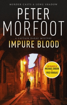 Impure Blood : A Captain Darac Mystery, Paperback Book