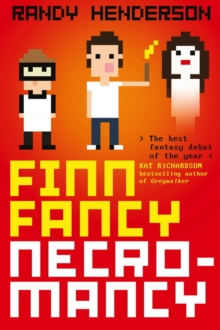 Finn Fancy Necromancy, Paperback Book