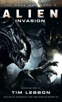 Alien - Invasion : The Rage War Book 2, Paperback Book