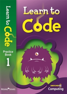 Learn to Code Practice Book 1, Paperback / softback Book