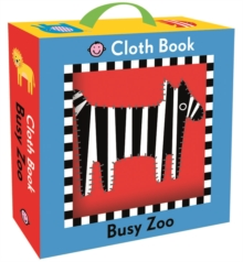 Busy Zoo : My First Priddy, Rag book Book