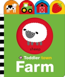 Early Learning Activity Farm, Board book Book