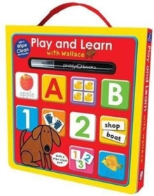 Wipe Clean Workbook Box Set : Play & Learn With Wallace, Paperback / softback Book