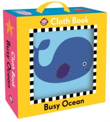 Busy Ocean : My First Priddy, Rag book Book