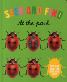 At the Park, Hardback Book