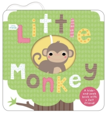 Little Monkey : Little Friends, Board book Book